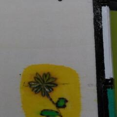 お絵かきセット/ハンドメイド/手作り/ハンドメイド作品/LIMIA手作りし隊/第3回わたしのハンドメイド 色鉛筆の箱の続きです 左右の色の着いてい…(3枚目)