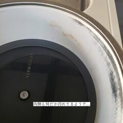 掃除/洗って使えるペーパータオル/ホームリセット/アルカリ電解水/拭き掃除/バーミキュラライスポットのお手入れ/... こんばんは🌃 . . 今日のこそうじは、…(5枚目)