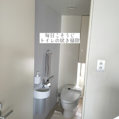 衣類用スプレー/オリジナルガーメントグルーム/マーチソンヒューム/洗って使えるペーパータオル/クエン酸泡スプレー/トイレの拭き掃除/... こんばんは🌃 . . 今日のこそうじは、…
