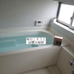 付録/エコバッグ/ゼクシィ11月号/Deananddeluca/ほったらかしこそうじ/浴室/... こんばんは😃🌃 . . 今日のこそうじは…