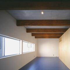 豊川市/リノリウム 将来2室の個室。