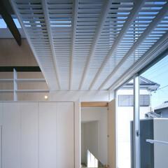 豊川市/ファインフロア フラット収納の一部は隣室への出入口。