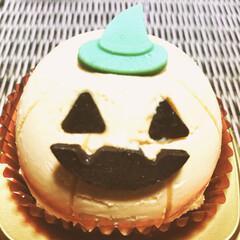ハロウィン フワフワのケーキo(*^▽^*)o
