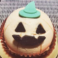 ハロウィン セブンのケーキ ふわふわo(*^▽^*)o