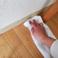ぐろ掃除/よしママ/床掃除/タオルだけ/ザラザラが取れる/時短/... タオル一本だけでできる「ぐろ」掃除。三河…