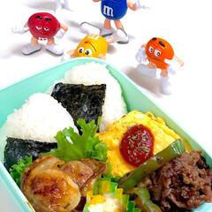 お弁当/食欲の秋 今日は29の日。 だから肉(^ ^) ホ…