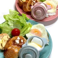 お弁当/ダイソー 今日のお弁当🍱 ✴︎だし巻き卵 ✴︎タコ…(2枚目)