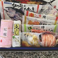 福島/お取り寄せグルメ/おうちごはん/簡単/暮らし 贈って頂いた蒲鉾セット。福島の貴千という…