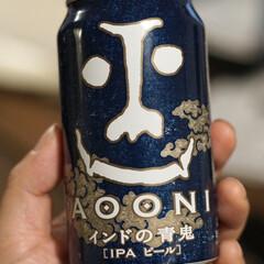 ヤッホーブルーイング インドの青鬼 350ml×1ケース(国産ビール)を使ったクチコミ「インドの青鬼」