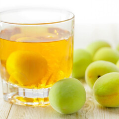 日新製糖/梅酒/グルメ/レシピ/お酒/手作り はじめての方でもチャレンジしやすい、材料…