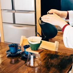 おやつタイム/LIMIAスイーツ愛好会/LIMIAインテリア部/キッチン/雑貨/暮らし/... コーヒータイム(*´꒳`*)