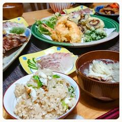 作り置きおかず/作り置き/鯛料理/鯛のお刺身/鯛めし/LIMIAごはんクラブ/... 作り置きで サッサっと晩ご飯🎵  ◎鯛め…
