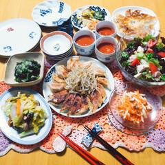 和え物/野菜炒め/ナムル/ミネストローネ/キャロットラペ/サラダ/... 先日、西荻散策した際に購入した「宝舞」さ…
