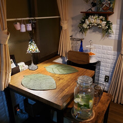 住まい/暮らし/LIMIAな暮らし おうちカフェに秋の風 パンパスグラスを投…