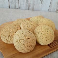 手作りおやつ/手作りクッキー/紅茶クッキー/オリーブオイルクッキー オリーブオイルクッキー🍪 気になってたク…