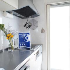 スターフィルター/汚れ/キッチン掃除/大掃除/準備/時短家事/... 夏に溜まったキッチンの汚れが気になる方に…
