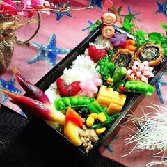 くるくるミルフィーユかつ/ミルフィーユカツ/令和元年フォト投稿キャンペーン/令和の一枚/お弁当/至福のひととき/... くるくるミルフィーユかつ弁当🌀  *くる…