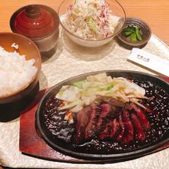大阪/ランチ/ブリーゼブリーゼ/お肉/定食/グルメ/... 大阪のBREEZE BREEZE(ブリー…