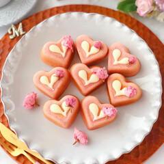 SAKURA/cake/Cafe/sweets/手作りケーキ/手作りデザート/... 🌸桜ケイク  ほんのり可愛い桜色が春にぴ…(2枚目)