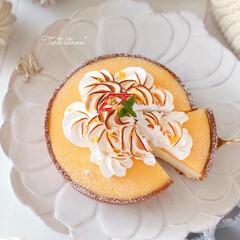 LEMON/Cafe/cake/sweets/手作りケーキ/手作りスイーツ/... 🍋タルトシトロン  中身は下から ・レモ…