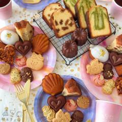 Cafe/cake/sweets/おうちおやつ/おうちカフェ/LIMIAスイーツ愛好会/... 🎉焼き菓子いろいろ  先日作った焼き菓子…(3枚目)