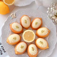 Cafe/cake/LEMON/sweets/おうち時間/手作りデザート/... 🍋レモンケーキ  レモンピールも入れてい…(3枚目)