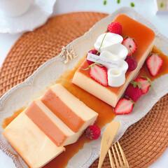stayhome/Cafe/cake/sweets/pudding/萌え断/... 🍮イタリアンプリン  流行りの!?プリン…(2枚目)