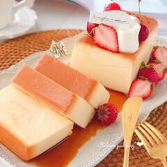 stayhome/Cafe/cake/sweets/pudding/萌え断/... 🍮イタリアンプリン  流行りの!?プリン…