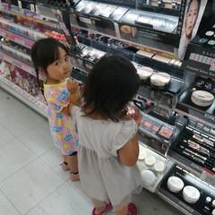 コスメ/お買いもの/3歳児/女の子/おしゃれ 🍀女の子🍀  隠し撮りしてみました❤️ …