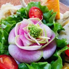 アイデア/おうちごはん/食事情/暮らし お昼ご飯をたべようと、夕べの残りものを見…