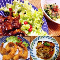 簡単料理/家庭料理/おうちごはん/フォロー大歓迎/LIMIAごはんクラブ/おうちごはんクラブ/... ・麻婆茄子の素を少し使って牛肉とナスの炒…