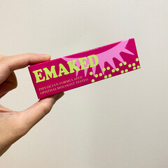 EMAKED エマーキット まつ毛美容液 (まつ毛美容液)を使ったクチコミ「昨日楽天スーパーセールで購入した まつ毛…」(1枚目)