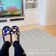 生活の知恵/雑貨/ファッション/簡単/おしゃれ/夏ファッション/... テレビを観ながら脚上げ運動。 これ結構キ…