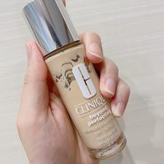CLINIQUE クリニーク ビヨンド パーフェクティング ファンデーション 19 #63 fresh beige SPF19/PA++ 30ml | クリニーク(その他ファンデーション)を使ったクチコミ「愛用しているファンデーションはこれ。  …」