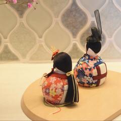 桃の節句/タイアップ/ぷりふあ/雛人形/棚/ダイニング/...  ◇楽天雛人形ランキングで毎年1位を獲得…(4枚目)