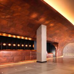 ホテル/ロンドン/トム・ディクソン/曲線美/フォルム トム・ディクソンの指揮の下、完成したこの…(1枚目)