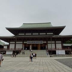 成田山/寺院/成田空港近く 成田山にて