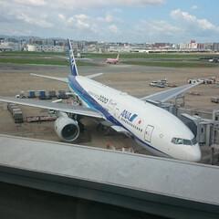 気分転換/空港/福岡/福岡空港/航空写真/飛行機/... 気分転換に新幹線で福岡空港へ!