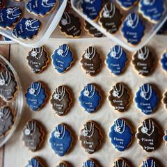 アイシングクッキー/アンティーク セレブな町でセレブな展示会💍 ブラントの…(2枚目)