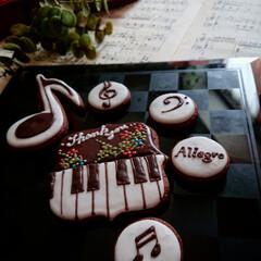 リミとも部/ピアノ/アイシングクッキー/ハンドメイド/おうちカフェ/おうちご飯/... 発表会前になると必ずやって来るスランプ …