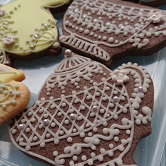 ティータイム/icingcookies/手作りクッキー/アイシングクッキー お気に入りのティーポットとティーカップを…(2枚目)