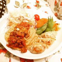 食器/カトラリー/キッチン雑貨/食卓/キッチンアイテム/キッチン/... ワンプレートごはん❤  大好きなミートス…(2枚目)