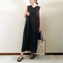 ママファッション/キレイめカジュアル/ファッション/おしゃれ/夏ファッション/GU 𓃟ﻌﻌﻌ❤︎𓃟ﻌﻌﻌ❤︎ * #ootd…
