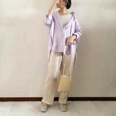 シアーシャツ/春コーデ/ママファッション/おしゃれ/最近のコーデ 𓃟ﻌﻌﻌ❤︎𓃟ﻌﻌﻌ❤︎ * #ootd…