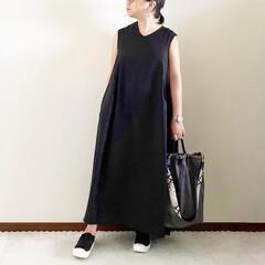 ママファッション/キレイめカジュアル/ファッション/おしゃれ/夏ファッション/GU 𓃟ﻌﻌﻌ❤︎𓃟ﻌﻌﻌ❤︎ * #ootd…(1枚目)