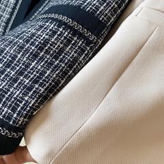 セレモニースーツ/入学式/入学式コーデ/卒業式/卒業式コーデ/ファッション 𓃟ﻌﻌﻌ❤︎𓃟ﻌﻌﻌ❤︎ * ジャケット…(5枚目)
