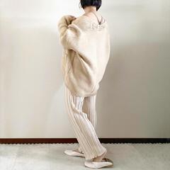 おうちファッション/おうち時間/春コーデ/ママファッション/ファッション 𓃟ﻌﻌﻌ❤︎𓃟ﻌﻌﻌ❤︎ * #ootd…