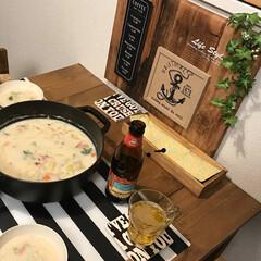 staub ストウブ 大きい 両手 ホーロー 鍋 IH対応 La Cocotte Round 40500-241 | STAUB(その他キッチン、日用品、文具)を使ったクチコミ「【ストウブ鍋】  私がストウブ鍋を使うの…」