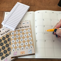 雑貨/無印良品/文房具/手帳/おすすめアイテム 無印良品  無印には3月始まりの手帳があ…