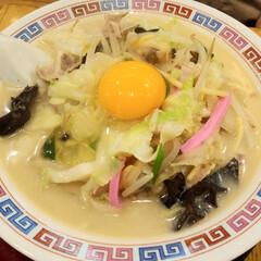 タンタン麺/長崎ちゃんぽん 久しぶり中央軒🍜 チャンポン 担々麺 ど…